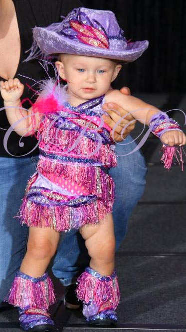 Western Baby Pageant Outfit of Choice Ideas